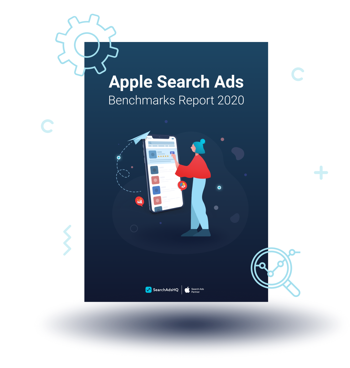 Apple Search Ads Benchmarks Report 2020