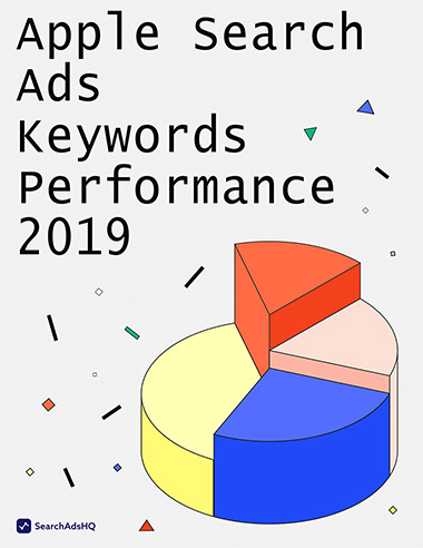 Apple Search Ads Keywords Performance 2019