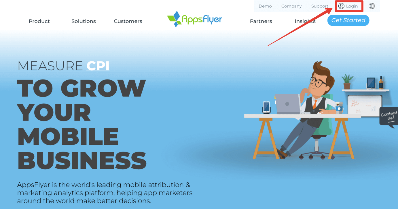 SearchAdsHQ integration with AppsFlyer