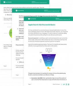 Lesson 4: Apple Search Ads Keyword Expansion Apple Search Ads Course by SearchAdsHQ